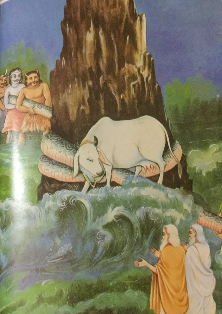 cow_giving_milk_to_krishna