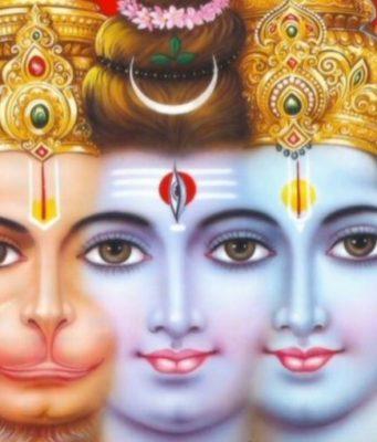 hanuman shiv ram