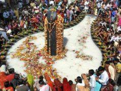 Maha Shivratri - shiv ling pooja