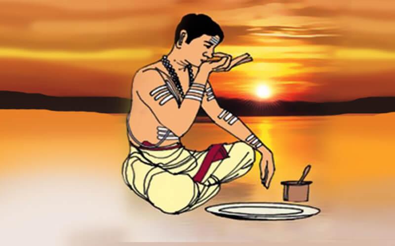 पूजा से पहले आचमन क्यों किया जाता है ? - Aaradhika.com